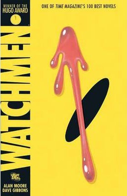 Watchmen Cover Image