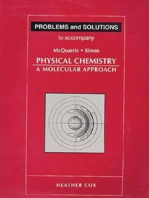 Student solutions manual for physical chemistry donald a student solutions manual for physical chemistry fandeluxe Choice Image