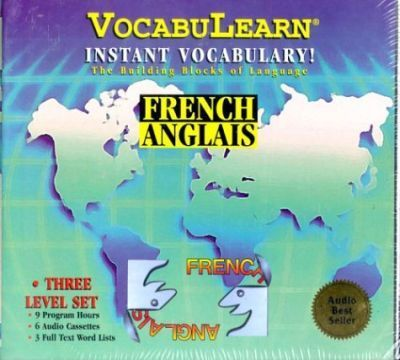 PDF eBook VocabuLearn French/English: Levels 1-3 : Instant