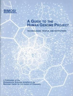 An introduction to the history of the human genome project