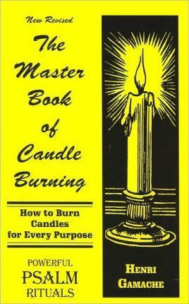 Astrosadventuresbookclub.com Master Book of Candle Burning Image