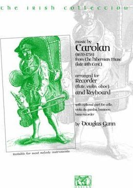 Music By Carolan (The Hibernian Muse)