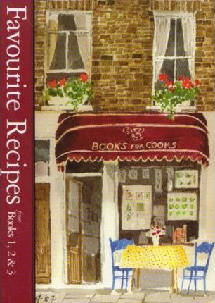 Favourite Recipes from Books 1, 2 and 3