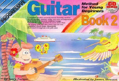 Progressive Guitar Method for Young Beginners: Bk. 2