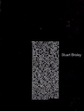 Brisley Stuart - the Collection of Ordure