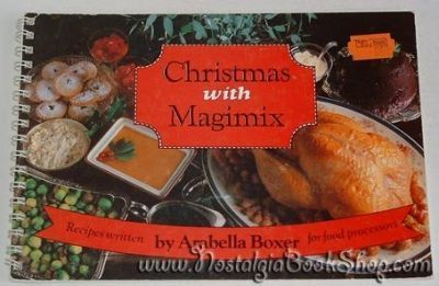Christmas Cooking with Magimix