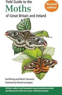 Field Guide to the Moths of Great Britain and Ireland Cover Image