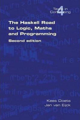 The Haskell Road to Logic, Maths and Programming: v. 4