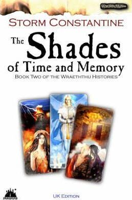 The Shades of Time and Memory UK Edition Bk. 2