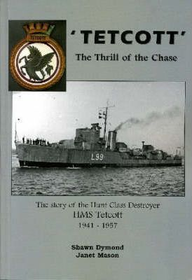 Tetcott' the Thrill of the Chase : Shawn Dymond : 9780954802325