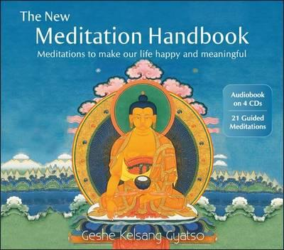 The New Meditation Handbook (Audio 4 CDs)