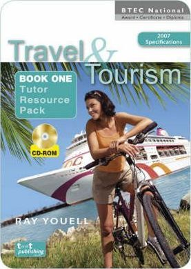 Travel and Tourism for BTEC National Award, Certificate and Diploma: Tutor's CD-ROM Bk. 1