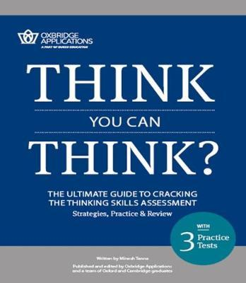 Think You Can Think? : Cracking the Thinking Skills Assessment