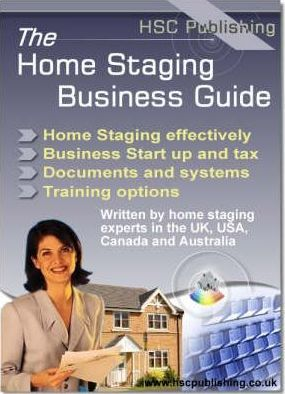 The Home Staging Business Guide