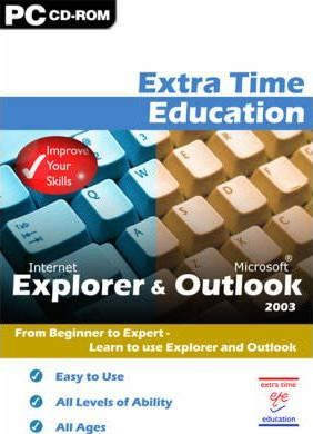 Extra Time Education Guide to Internet Explorer and Microsoft Outlook