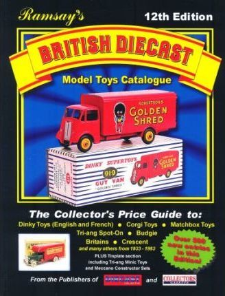 Ramsay's British Diecast Model Toys Catalogue : John Ramsay