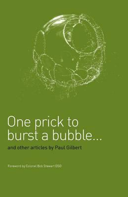 One Prick to Burst a Bubble