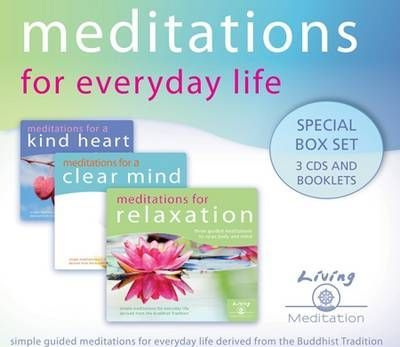 Meditations for Everyday Life (Audio 3 CDs)