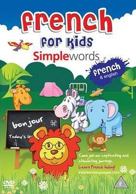 French for Kids Simple Words