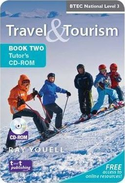 Travel and Tourism for BTEC National: Tutor's CD-ROM Bk. 2