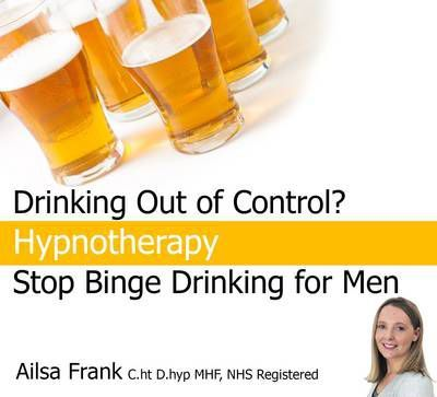 Stop Binge Drinking for Men  Change Your Drinking Habits with Hypnotherapy