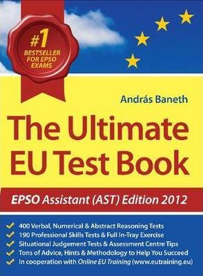The Ultimate EU Test Book 2012