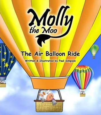 Molly the Moo Air Balloon Ride Bk. 7