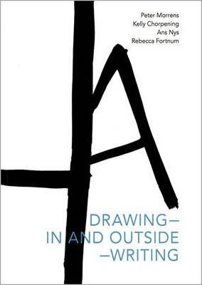 Drawing - In and Outside - Writing