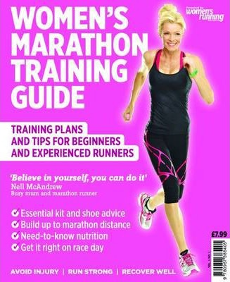 Women's Marathon Training Guide