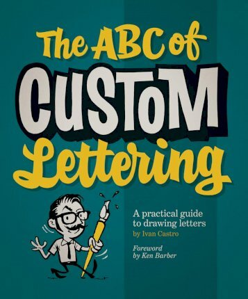 The ABC Of Custom Lettering Cover Image