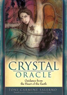 Crystal Oracle : Guidance from the Heart of the Earth Book and Oracle Card Set