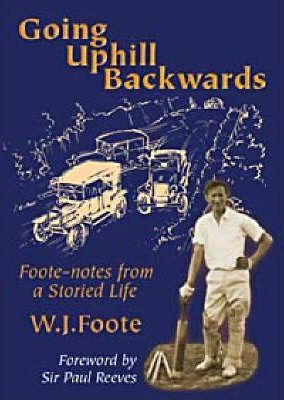 Going Uphill Backwards: Foote-Notes on a Storied Life