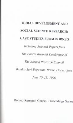 Rural Development and Social Science Research