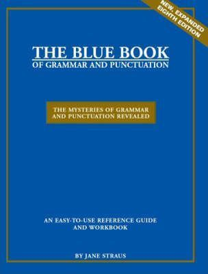 Blue Book of Grammar and Punctuation