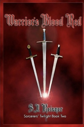 Warrior's Blood Red Cover Image