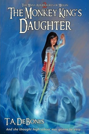 THE MONKEY KING's DAUGHTER - Book 2