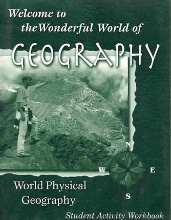 Physical geography of the world map activity book brenda runkle physical geography of the world map activity book gumiabroncs Images