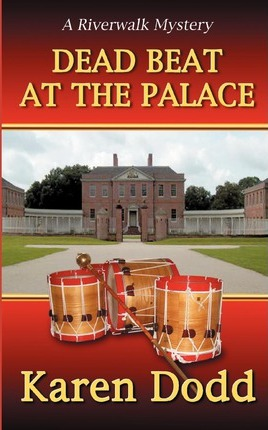 Dead Beat at the Palace Cover Image