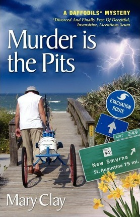 Murder Is the Pits Cover Image
