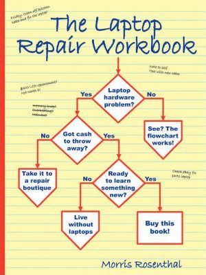 The Laptop Repair Workbook : An Introduction to Troubleshooting and Repairing Laptop Computers