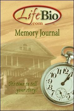 Memory Journal  It's Time to Tell Your Story