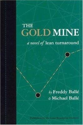 Book mine the gold