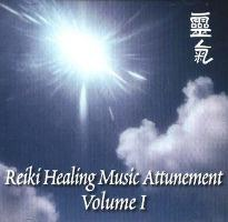 Reiki Healing Music Attunement CD