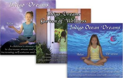 Indigo Dreams (3cd Set) : Children's Bedtime Stories Designed to Decrease Stress, Anger and Anxiety While Increasing Self-Esteem and Self-Awareness