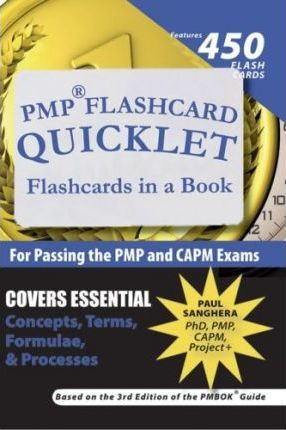 PMP Flashcard Quicklet