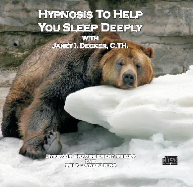 Hypnosis to Help You Sleep Deeply : Janet I  Decker