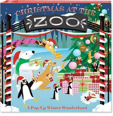 Christmas At The Zoo.Christmas At The Zoo Bruce Foster 9780979544118