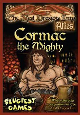 Red Dragon Inn : Allies - Cormac the Mighty Red Dragon Inn Expansion