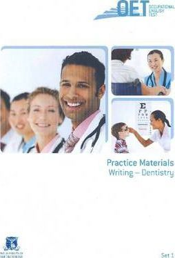 Practice Materials Writing - Dentistry Set 1