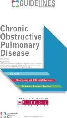 Chronic Obstructive Pulmonary Disease Guidelines Pocketcard